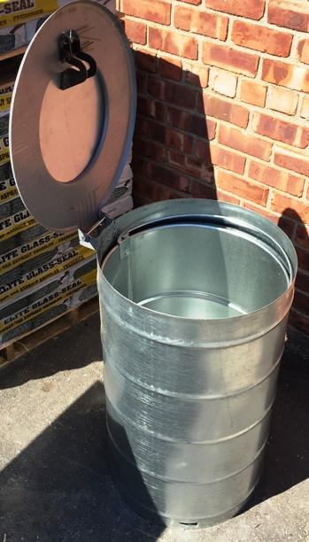 Volko Underground Garbage Cans Underground Garbage Cans