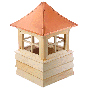 Click for Cupolas... stock & custom cupolas