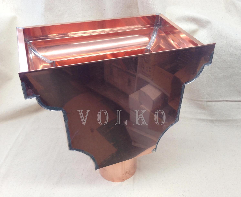 Volko Supply Fancy Copper Leader Heads Hand Made In Usa