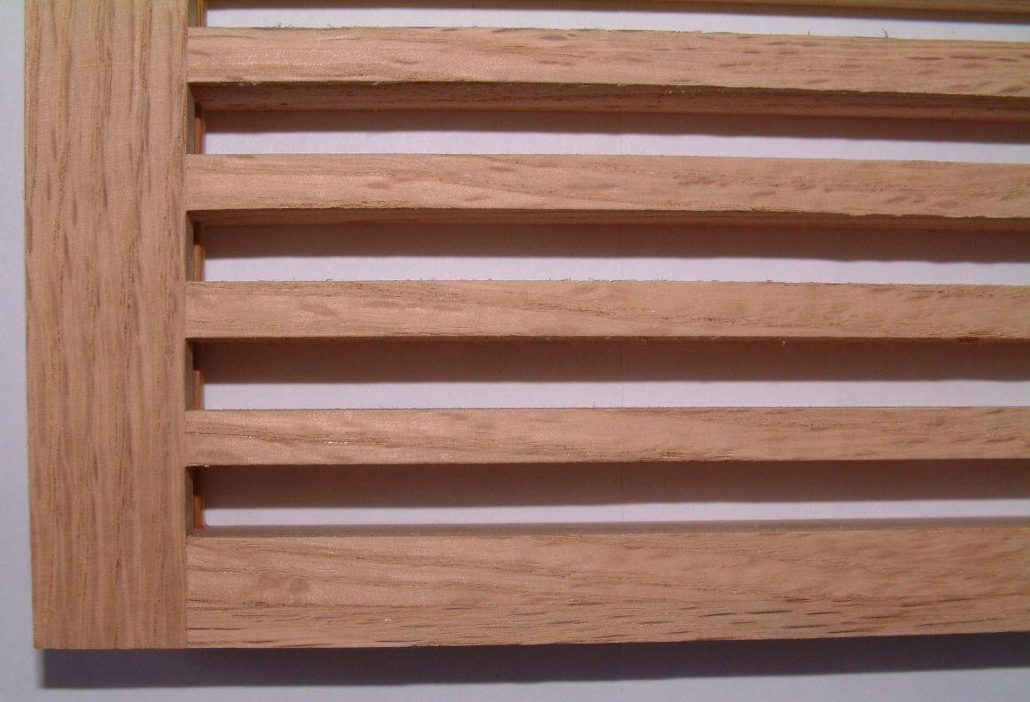 Volko Wood Floor Vents Air Grilles Amp Registers Oak Hvac