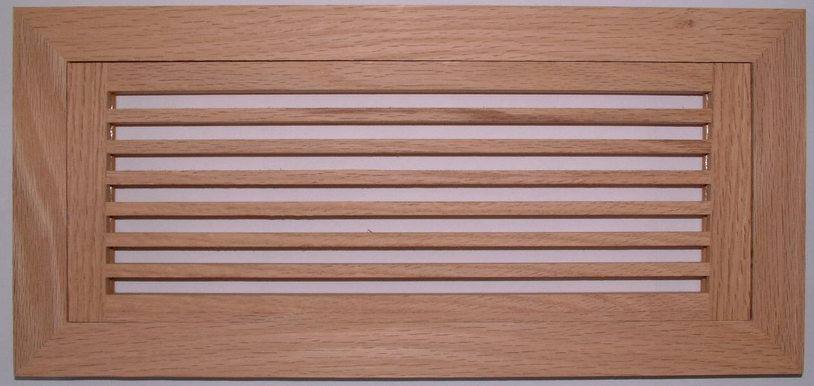 Volko Wood Floor Vents Air Grilles Registers Oak Hvac Heat
