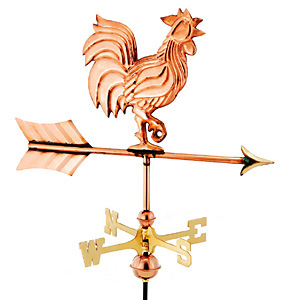 Volko Weathervanes Selection Of Beautiful Copper Cottage